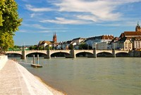 Middle Bridge, Basel