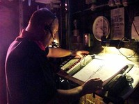 Theatre Stage Manager