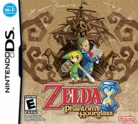 The Legend ​of Zelda: Phantom Hourglass​