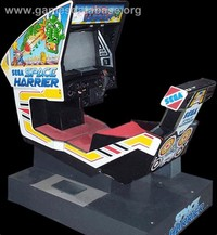 Space Harrier​