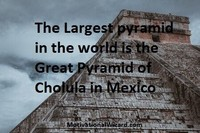 Mexico is the 14th Largest Country by Land Area