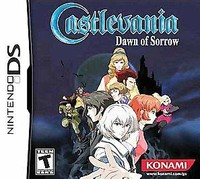 Castlevania: ​Dawn of Sorrow​