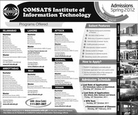 COMSATS ​Institute of Information Technology​
