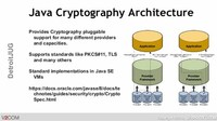Java ​Cryptography Architecture​