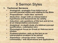 Analogical: