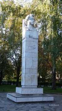 The Monument to Pushkin