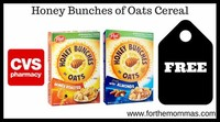 Honey ​Bunches of Oats Cereal​