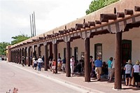 New Mexico History Museum/Palace of the Governors