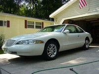 Lincoln Mark VIII, 1993 to 1998