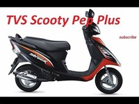 TVS Scooty Pep Plus – 65