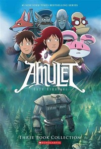 Amulet: The ​Stonekeeper​