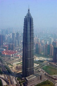 Jin Mao ​Tower​