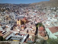 Historic Centre of the City of Guanajuato and its Adjacent Mines (World Heritage, 1988) (UNESCO)
