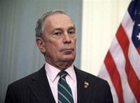 Michael Bloomberg: $40 Billion