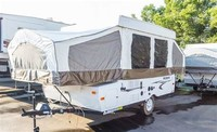 Folding and Tent Trailers
