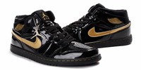 Air Jordan 1 (Black and Gold) – $25,000