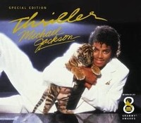 "Michael Jackson -- ""Thriller"" (Epic)"
