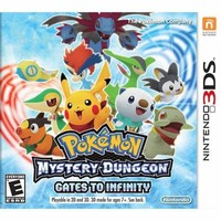 Pokémon ​Mystery Dungeon: Gates to Infinity​