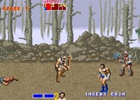 Golden Axe​