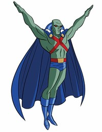 Martian ​Manhunter​