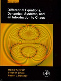 Dynamical Systems and Differential Equations