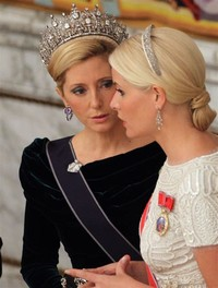 Marie-Chantal, Crown Princess of Greece and Denmark