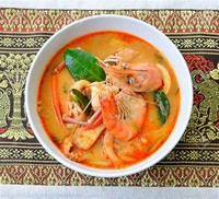 Tom Yum Goong (Spicy Shrimp Soup) Add to Trip!
