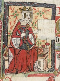 Empress Matilda, Lady of the English
