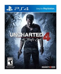 Uncharted 4: ​A Thief's End​