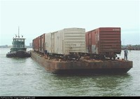Car-Float Barges