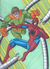 Spider-man ​Versus Doctor Octopus​