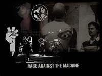 Rage Against ​the Machine​