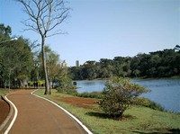 Municipal Lake Cascavel-PR