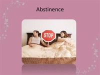 Outercourse and Abstinence