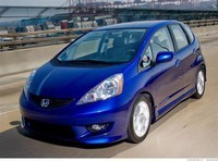 Subcompact: Honda Fit