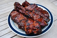 Barbecue Country Style Pork Ribs