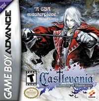 Castlevania: ​Harmony of Dissonance​