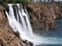 Düden Waterfalls