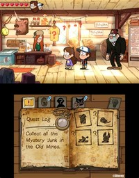 Gravity Falls: ​Legend of the Gnome Gemulets​