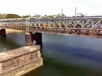 Narikkutty Rly Bridge,