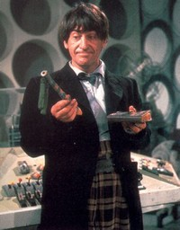 Patrick Troughton (The Second Doctor, 1966-1969)