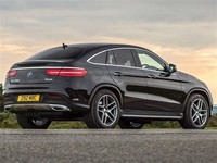 Coupe Mercedes-Benz GLE Coupe