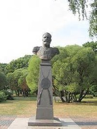 Monument to Sergei Ivanovich Mosin,