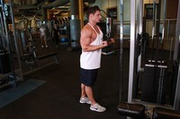 Reverse-Grip Triceps Pushdown
