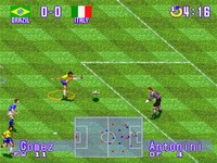 International ​Superstar Soccer Deluxe​