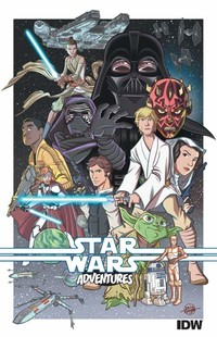 Star Wars ​Adventures​