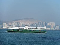Take in Incredible Views From the Star Ferry