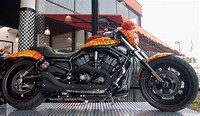 Harley Davidson Cosmic Starship – $1.5 Million