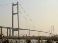 Runyang ​Yangtze River Bridge​