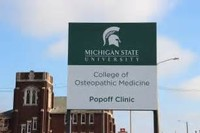 Michigan ​State University College of Osteopathic Medicine​